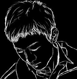 Portrait (Dark)